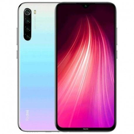 Xiaomi Redmi Note 8T 64Gb Blanco Lunar