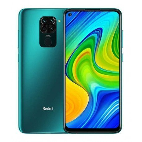 Xiaomi Redmi Note 9 128Gb Verde Bosque